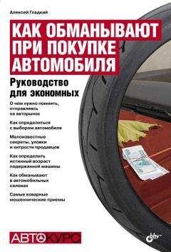 А. Гладкий - Как обманывают при покупке автомобиля. Руководство для экономных