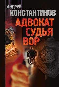 Андрей Константинов - Адвокат. Судья. Вор (сборник)