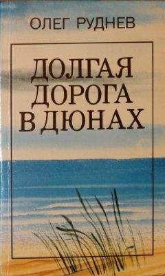 Олег Руднев - Долгая дорога в дюнах