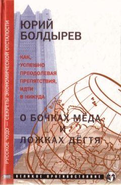 Юрий Болдырев - О бочках меда и ложках дегтя