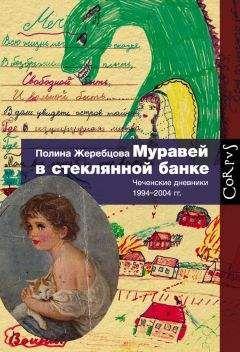 Полина Жеребцова - Муравей в стеклянной банке. Чеченские дневники 1994–2004 гг.