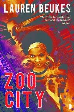 Lauren Beukes - Zoo City