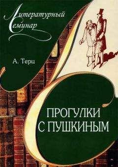 Андрей Синявский - Прогулки с Пушкиным