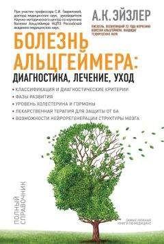 Аркадий Эйзлер - Болезнь Альцгеймера: диагностика, лечение, уход