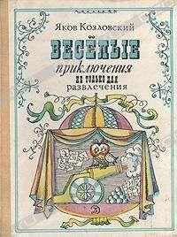 Яков Козловский - Весёлые приключения — не только для развлечения