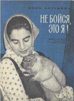 Нора Аргунова - Не бойся, это я!