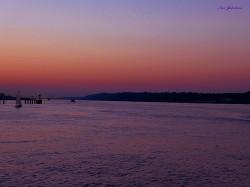 Вслед за розовым закатом - Юдичева Нина